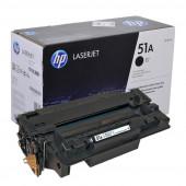 Заправка картриджа HP Q7551A