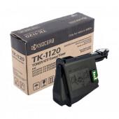 Заправка Kyocera TK-1120  с заменой чипа