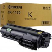 Заправка Kyocera TK-1150  с заменой чипа